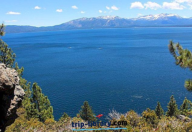 8 populārākie pārgājienu takas netālu no South Lake Tahoe