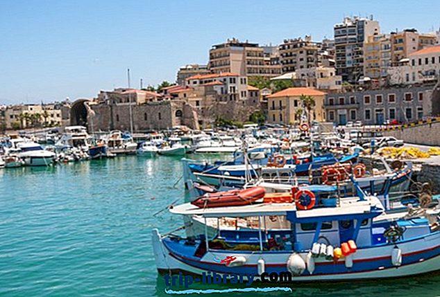 8 bestbewertete Touristenattraktionen in Heraklion