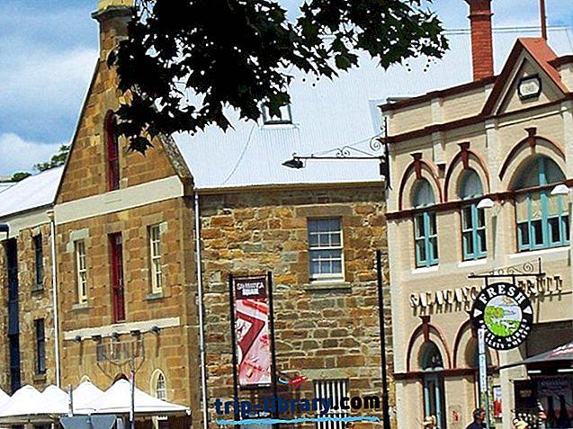 14 Topprangerte turistattraksjoner i Hobart