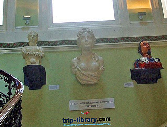 12 atracciones turísticas mejor valoradas en Hull