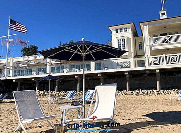 15 parimat hotelli Santa Barbara