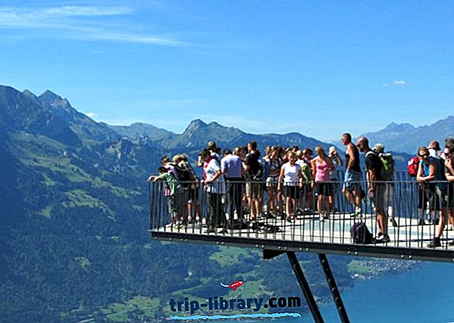 इंटरलेकन और आसान दिन यात्रा में 11 शीर्ष पर्यटक आकर्षण