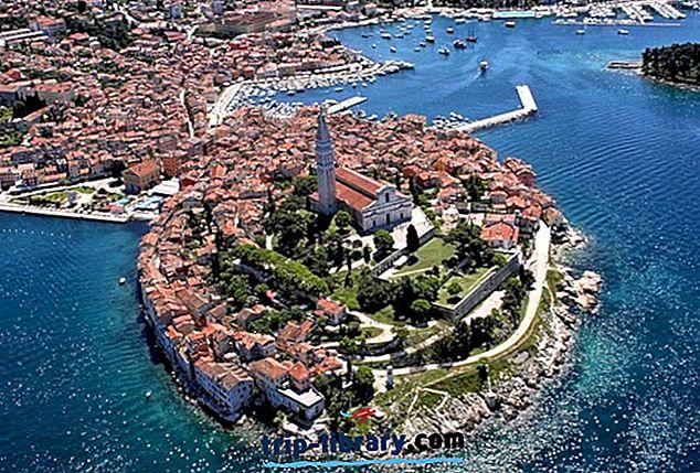 12 Topp attraksjoner og ting å gjøre i Istria