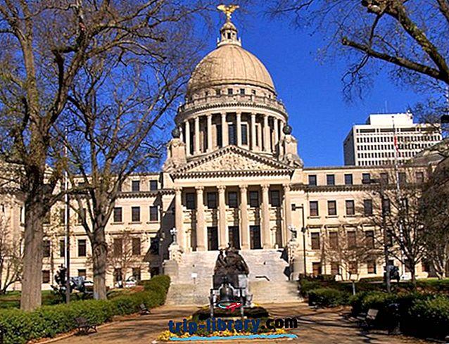 14 Najwyżej oceniane atrakcje turystyczne w Jackson, MS