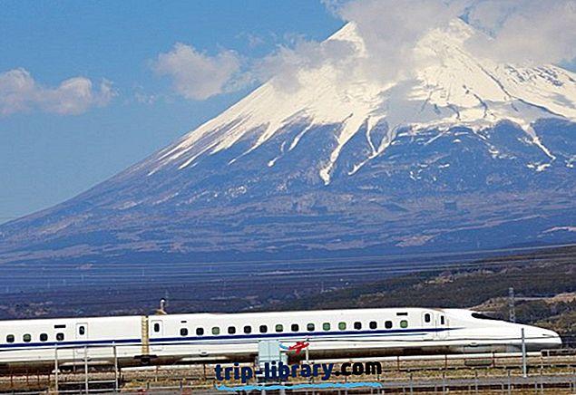 11 Nejlépe hodnocené turistické atrakce v Japonsku