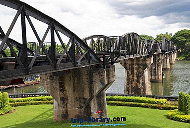 12 Topprangerte turistattraksjoner i Kanchanaburi