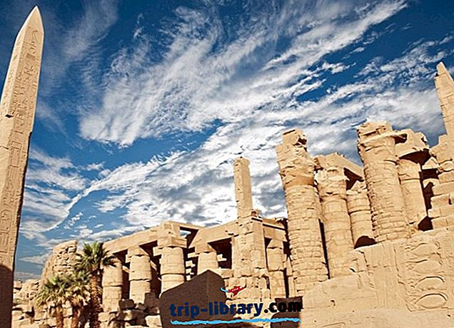 Karnako šventyklų tyrimas: lankytojo vadovas