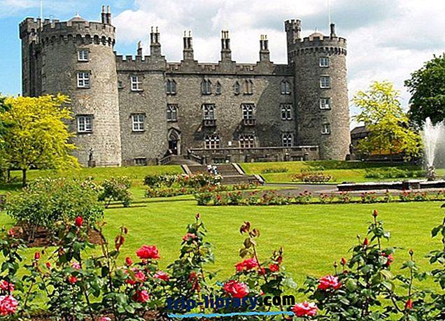 キルケニー、アイルランドのトップ8の観光名所