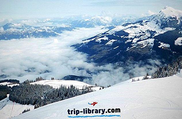 11 Kitzbühelin ja Easy Day Tripsin suosituimpia nähtävyyksiä