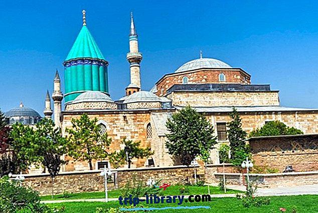 12 Nejlépe hodnocené turistické atrakce v Konya