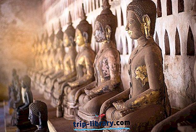 11 Laose parimad vaatamisväärsused ja asjad