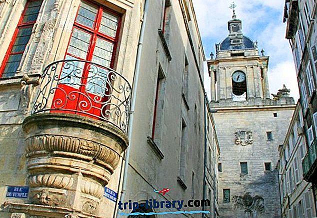 10 nejlepších turistických atrakcí v La Rochelle & Easy Day Trips
