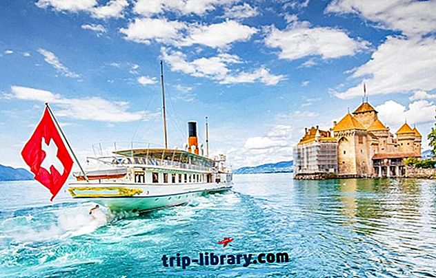 14 populaarseimat turismiobjektid Lausanne & Easy Day Trips