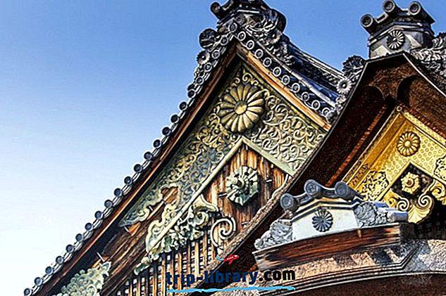 12 tipptasemel turismiobjektid Kyoto