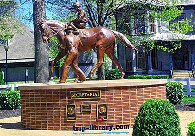 11 atrações turísticas com melhor pontuação em Lexington