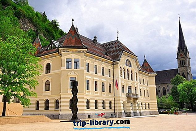 14 suosituinta matkailukohteita Liechtensteinissa