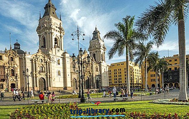 12 Nejlépe hodnocené turistické atrakce v Limě