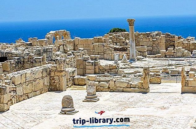 14 atracciones turísticas más valoradas en Limassol