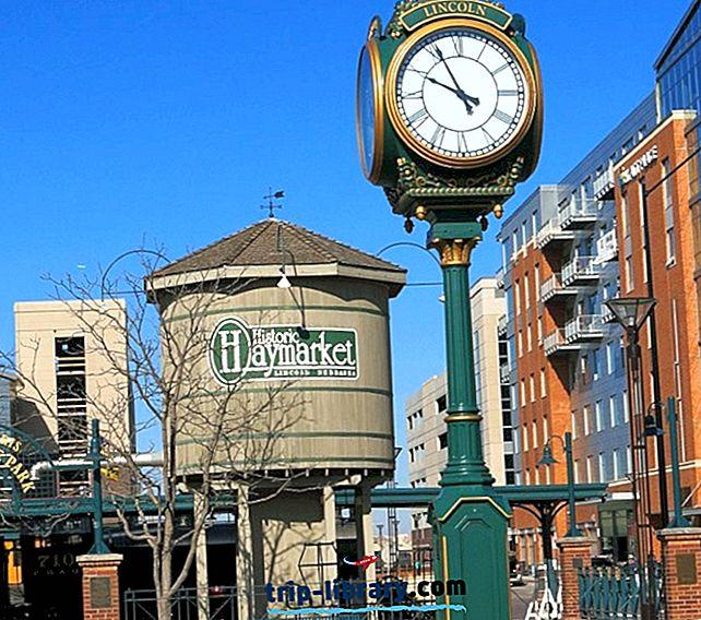 10 найкращих туристичних визначних пам'яток в місті Лінкольн, штат Небраска