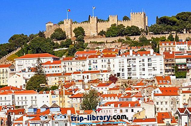 21 populiariausių lankytinų vietų Lisabonoje