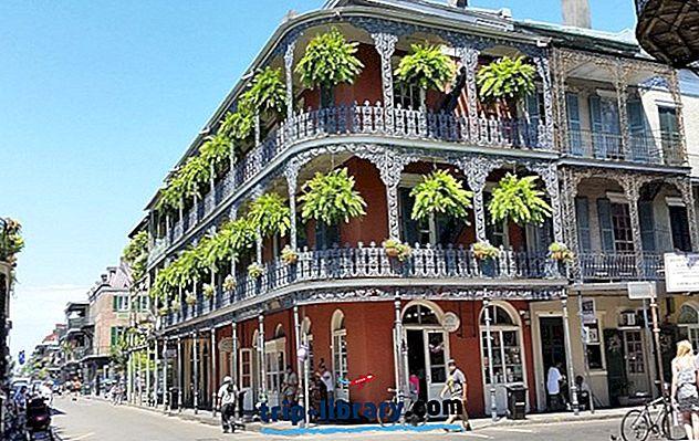 ルイジアナ州のトップ12の観光名所