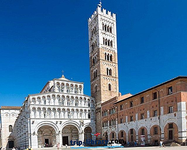 """12 populiariausių lankytinų vietų Lucca ir """"Easy Day Trips"""""""