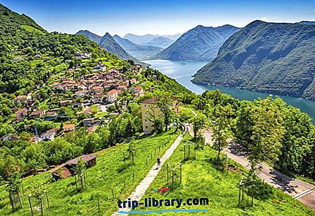 14 найкращих туристичних визначних пам'яток Лугано, Локарно та регіону Тічіно