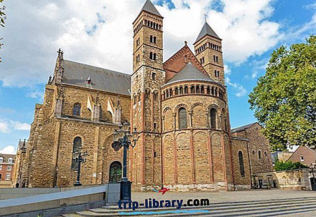 12 مناطق الجذب السياحي الأعلى تقييمًا في ماستريخت