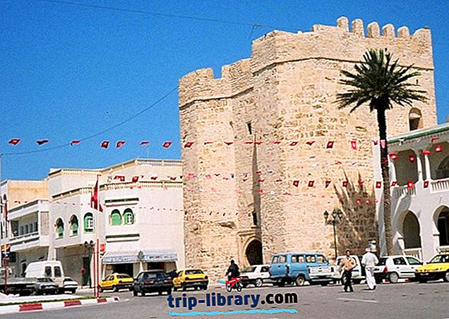 8 mest populære turistattraktioner i Mahdia