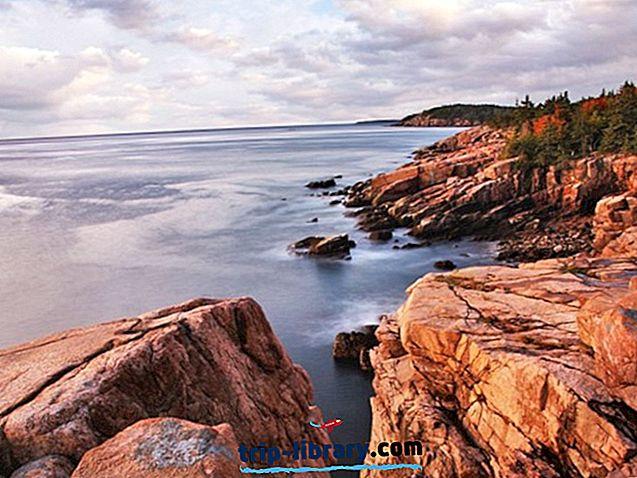 14 atracciones turísticas mejor valoradas en Maine
