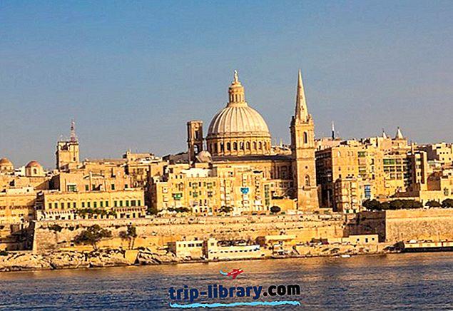 17 Nejlépe hodnocené turistické atrakce na Maltě