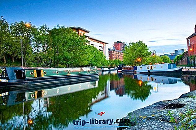 12 مناطق الجذب السياحي الأعلى تقييمًا في مانشستر
