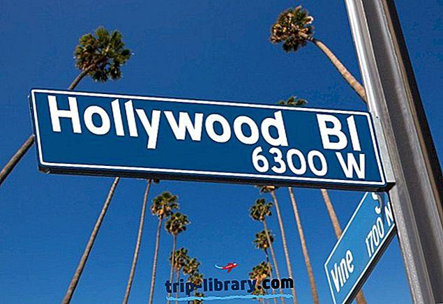 Hollywood: Hol a legjobb helyek és szállodák, 2018