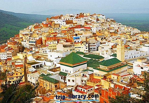 9 Nejlépe hodnocené turistické atrakce v Meknes