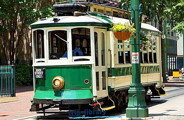 12 Najlepšie hodnotené turistické atrakcie v Memphise