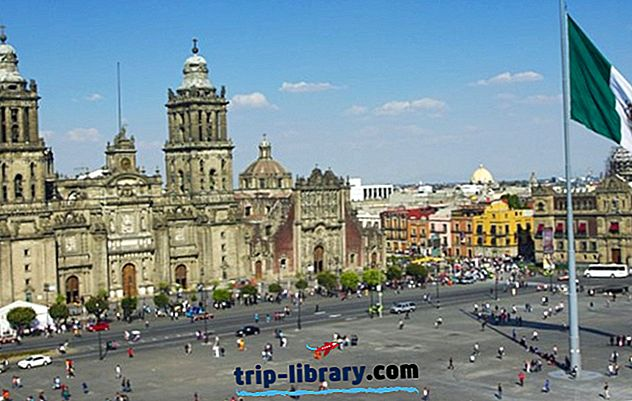15 Najlepšie hodnotené turistické atrakcie v Mexico City