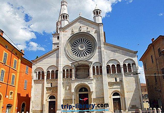 9 atracții turistice de top din Modena și excursii ușoare de o zi