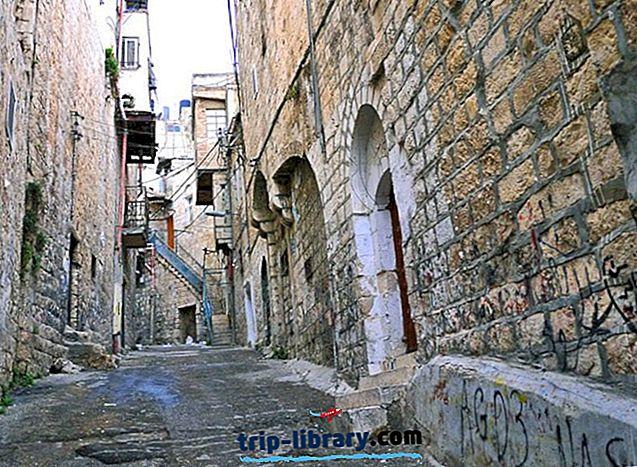 8 populārākās tūristu apskates vietas Nablusā