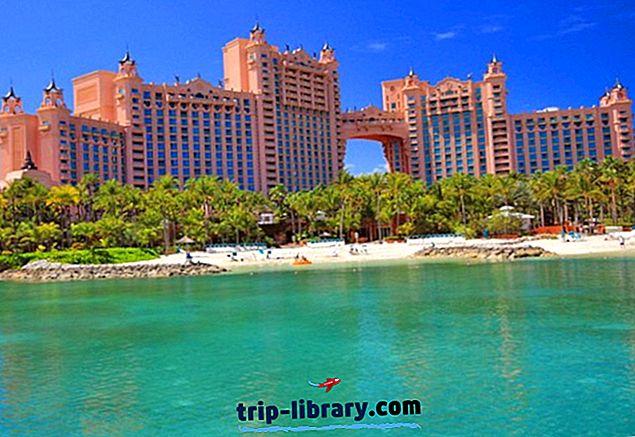 11 Populārākās tūrisma apskates vietas Nassau