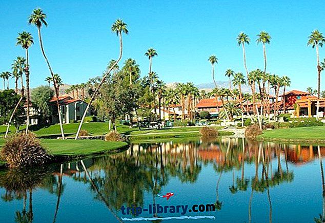 Gdzie się zatrzymać w Palm Springs: Best Areas & Hotels, 2018