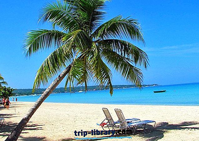 8 mest populære turistattraktioner i Negril
