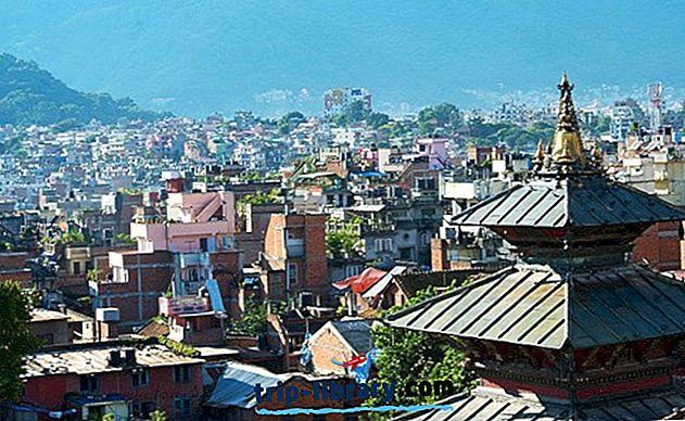11 Nejlépe hodnocené turistické atrakce v Nepálu