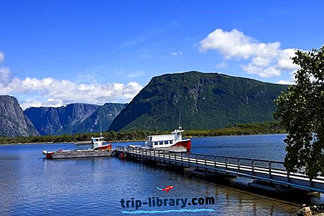 12 populārākās tūrisma apskates vietas Ņūfaundlendā un Labradorā