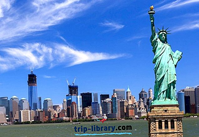20 Top-bewertete Touristenattraktionen in New York City