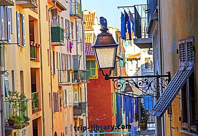 12 Topprangerte turistattraksjoner i Nice