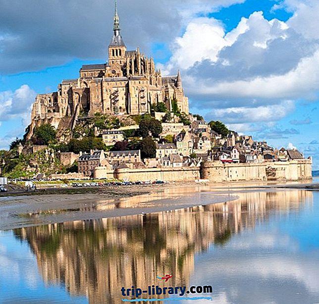 22 лучших достопримечательностей и мест для посещения в Нормандии