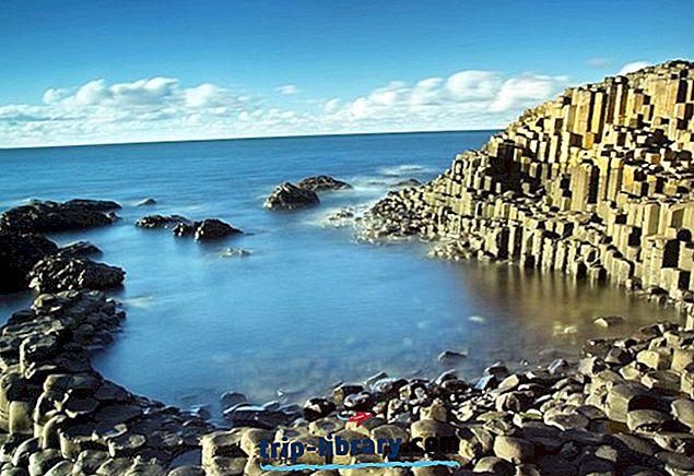9 Bedst bedømte turistattraktioner i Nordirland
