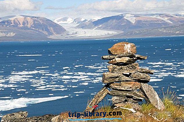 8 Nejlépe hodnocené turistické atrakce v Nunavut
