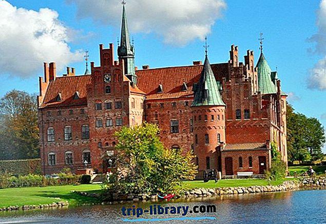 10 Najlepšie hodnotené turistické atrakcie v Odense