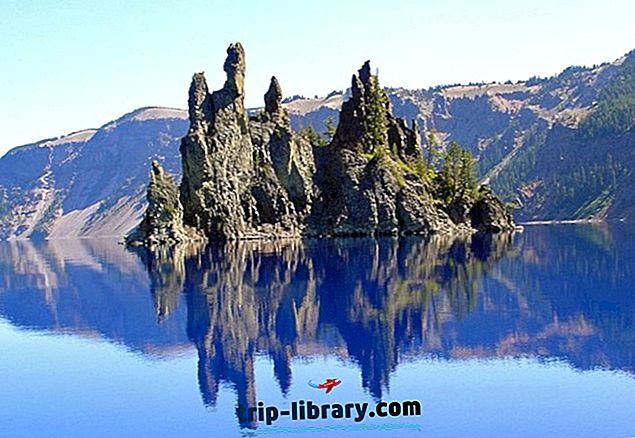 20 mest populære turistattraktioner i Oregon
